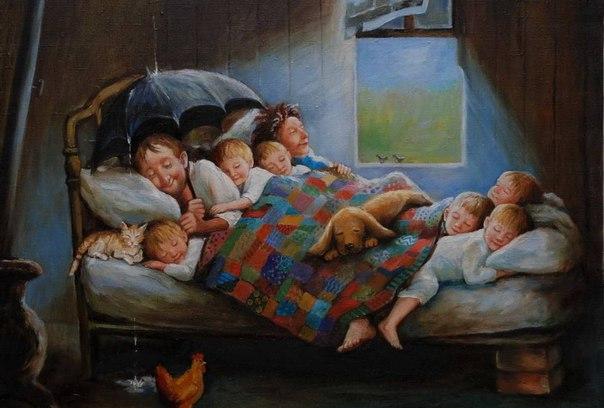 Семья - Основа Счастливой Жизни