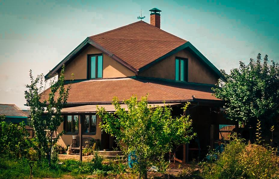 БИО-позитивный ЭКО-дом из природных материалов